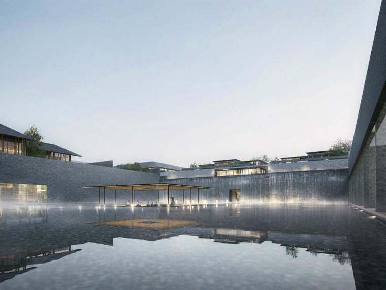 江西八层住宅小区后勤服务大楼机电工程施工组织设计