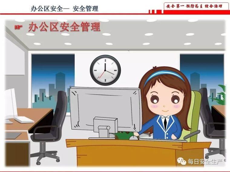 办公室安全风险辨识知识EHS培训_11