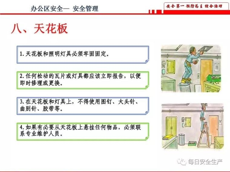 办公室安全风险辨识知识EHS培训_21