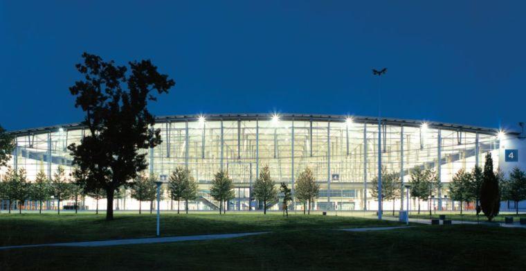 会展建筑中的建筑与结构二重奏