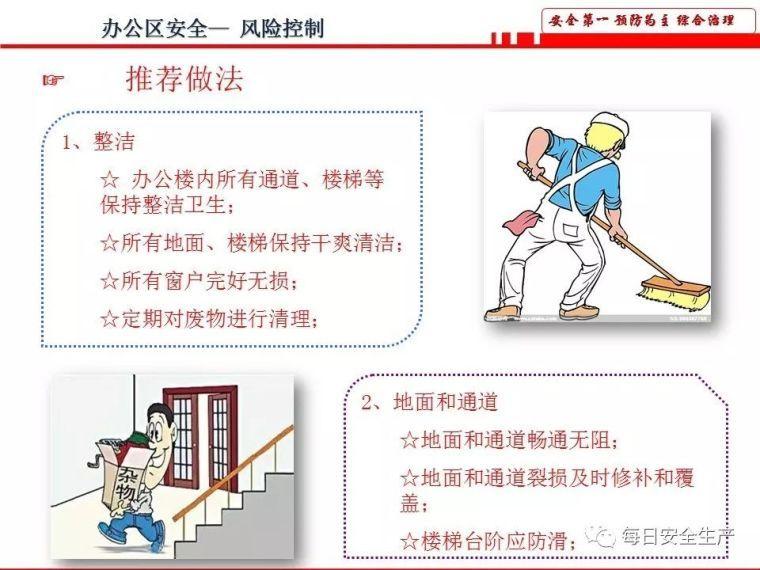 办公室安全风险辨识知识EHS培训_45