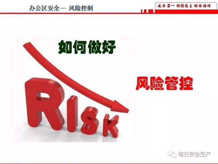 办公室安全风险辨识知识EHS培训_44