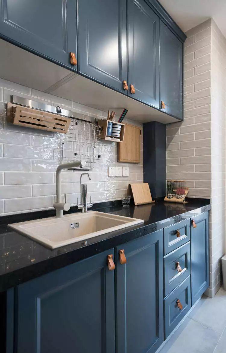 20款厨房设计:大厨房、小厨房、中式厨房、西式厨房_5