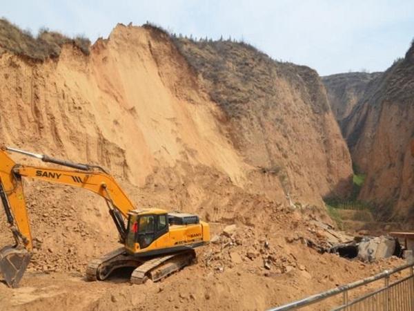地质灾害监测预警体系