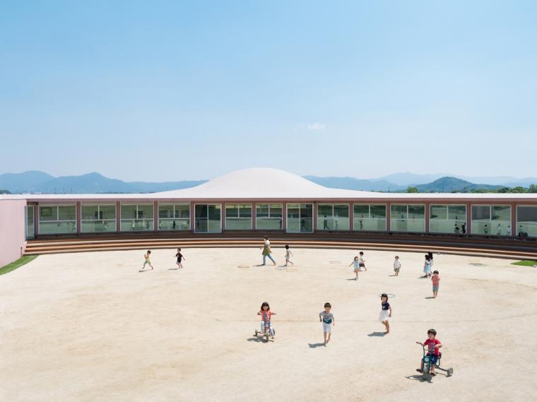 日本Subaru幼儿园