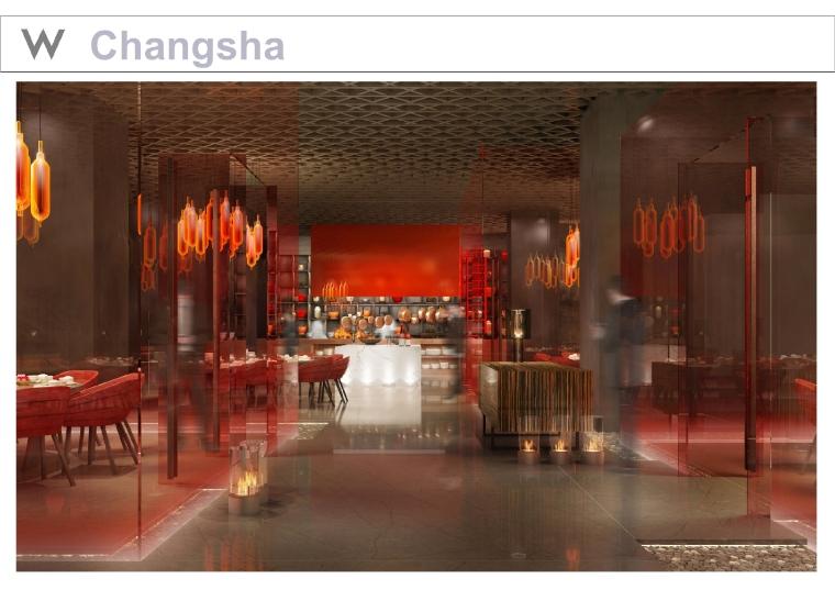 [湖南]G.A. Design-长沙W酒店前期概念设计汇报+设计发展阶段汇报