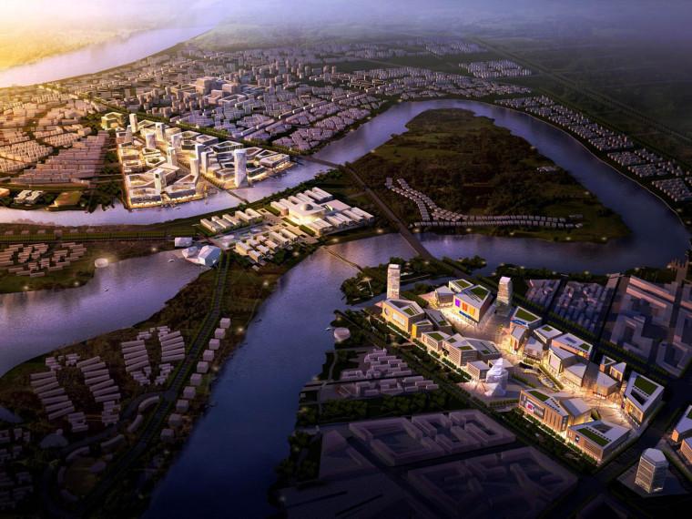 天津中新生态城