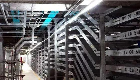 电缆桥架的施工要点及安装方法