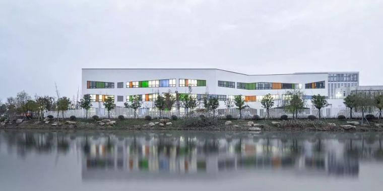 三种活动空间构筑童心童趣-南浔镇中心幼儿园新址扩建工程
