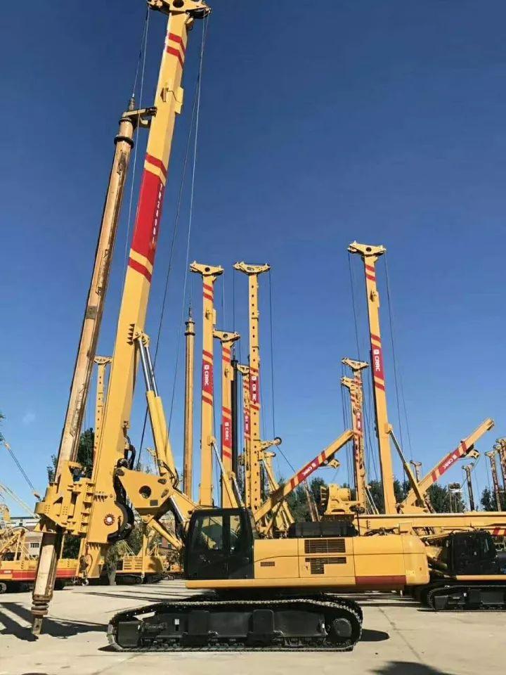 旋挖钻孔灌注桩施工工艺及常见问题处理