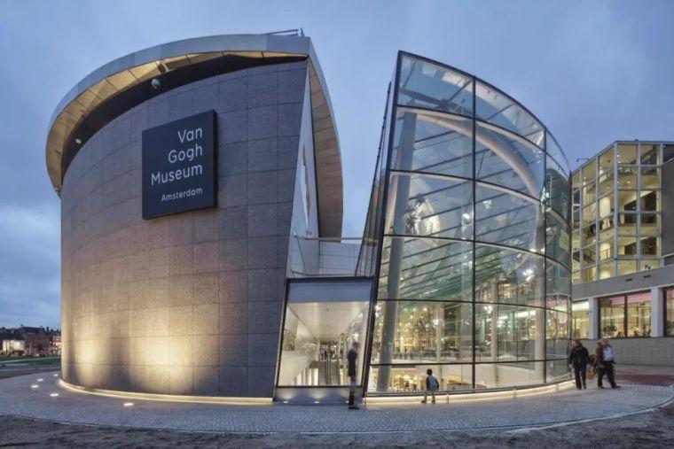 阿姆斯特丹梵高博物馆