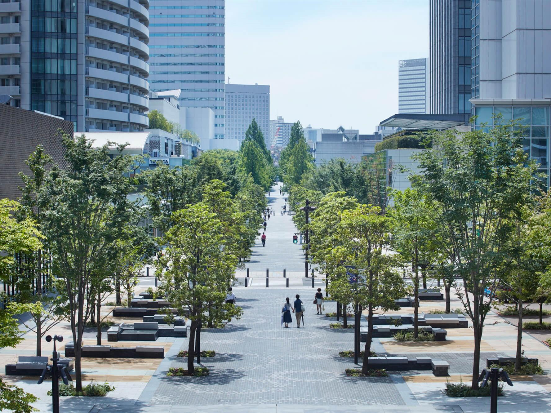 日本大商城公园