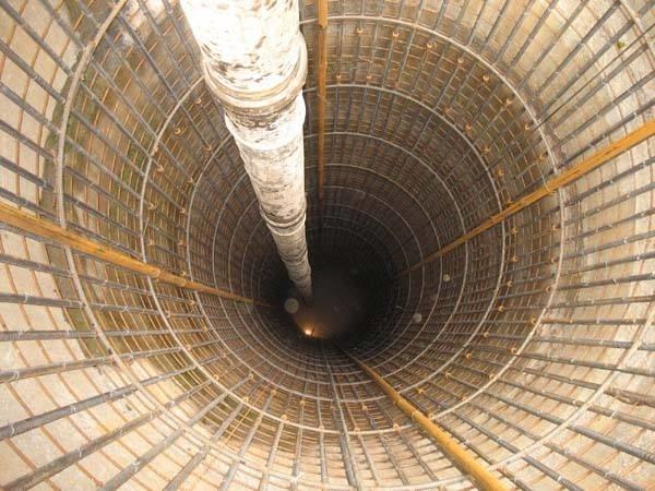 现代城人工挖孔桩基础专项施工方案