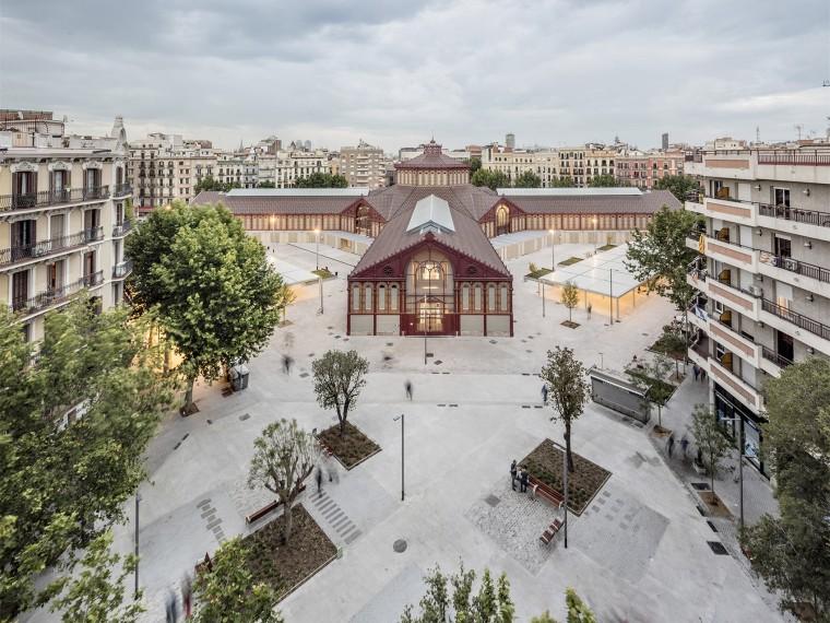 西班牙圣安东尼市场翻新