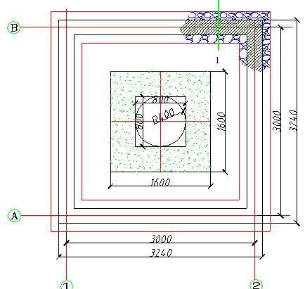 泵房基础图