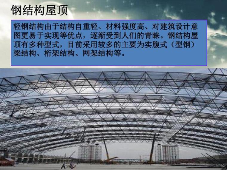 轻钢结构-钢结构屋顶(PDF,共20页)
