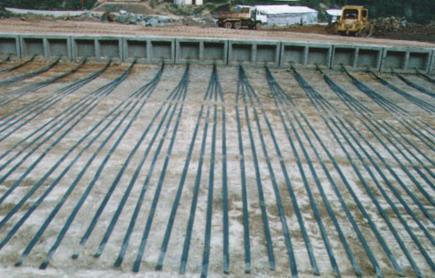 高速公路加筋土挡墙施工工法