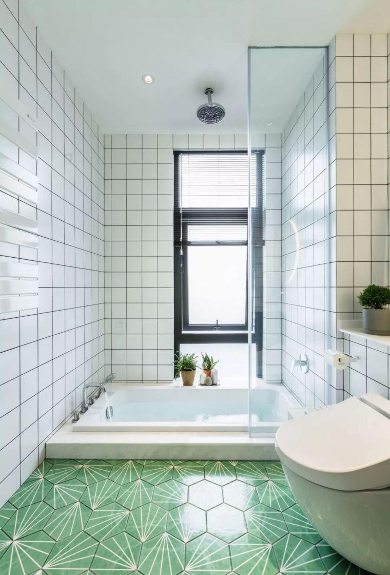 上海夫妇撬开地板、把卧室悬空,60㎡小家变豪宅!_19