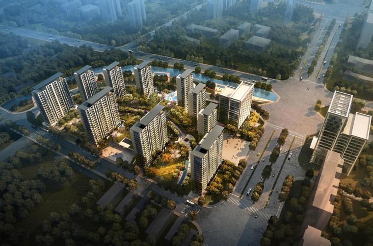 [北京]绿地海珀京晖居住区建筑方案设计-柏涛(PDF+215页)