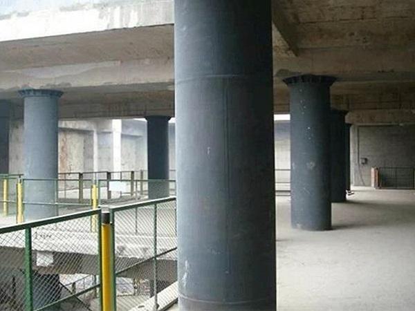 盖挖逆作法地铁车站钢管柱施工图解