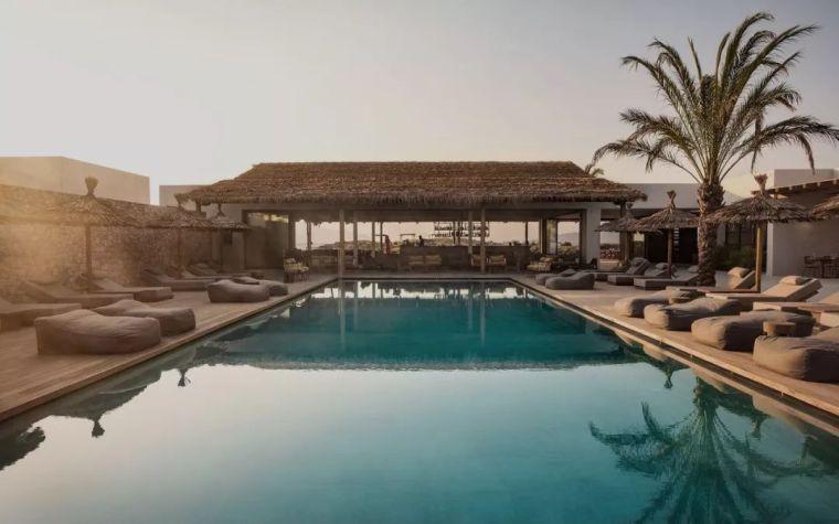 度假酒店鼻祖ThomasCook,3个最新侘寂风设计