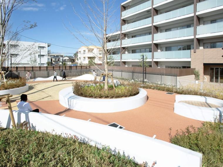 日本圆形花园