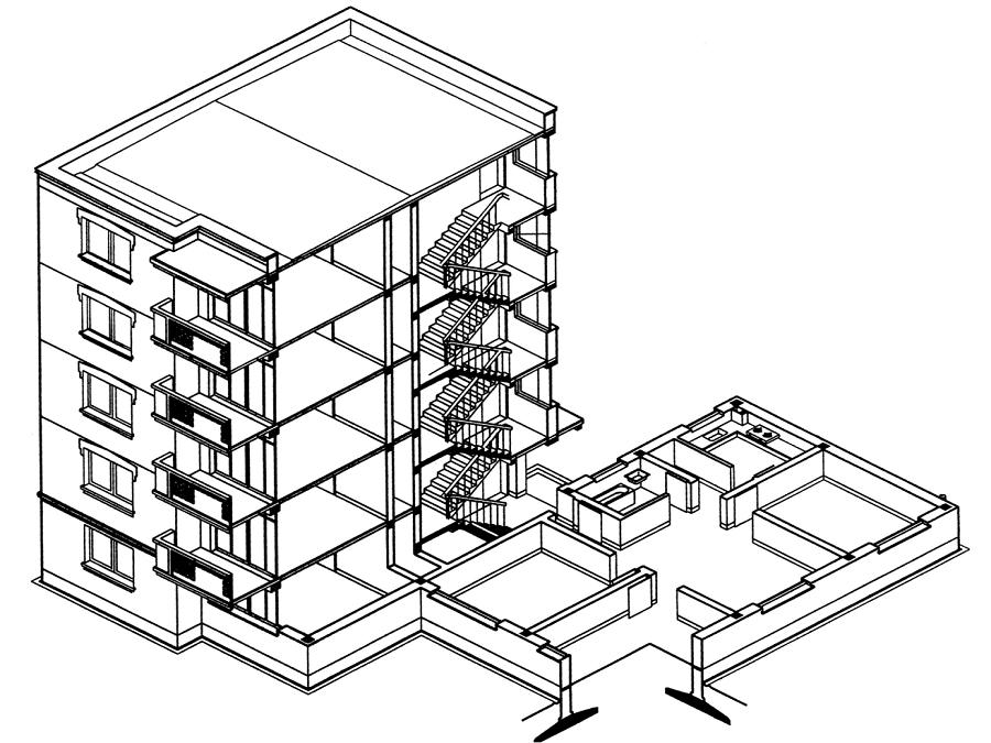 房屋建筑施工图和结构施工图培训讲义PPT(159页图文并茂)