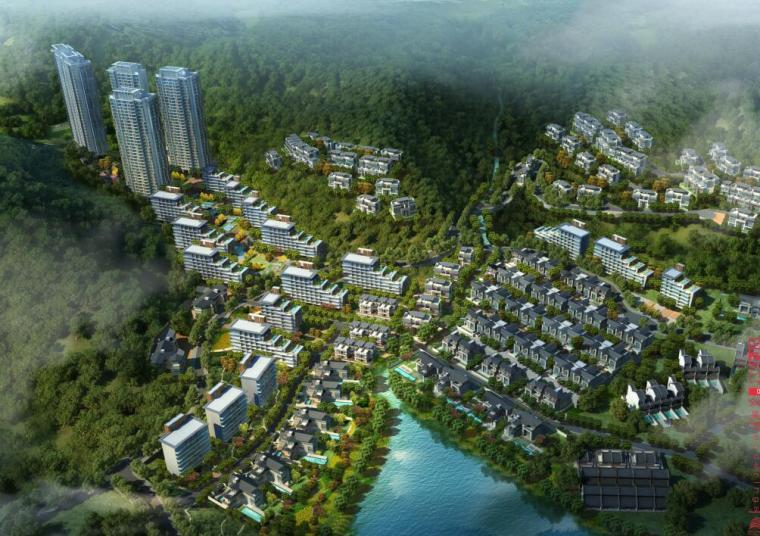 [广东]中信汤泉中式风格建筑设计方案(PDF+141页)