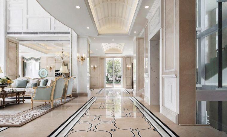 3000㎡独栋7层别墅,将法式优雅气质与浪漫情调演绎到极致