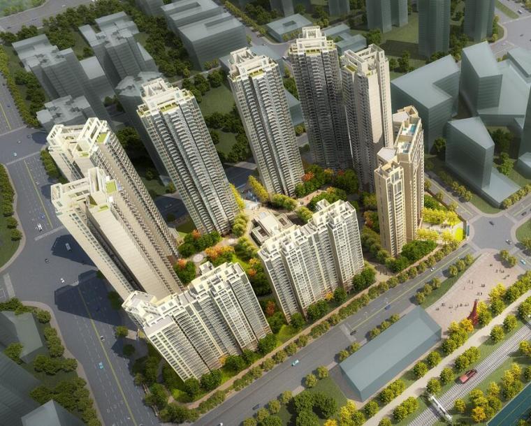 [广东]方兴地产居住区概念规划及单体方案文本(PDF+143页)