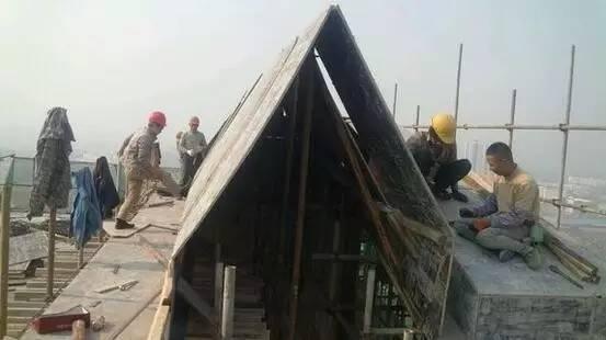 斜屋面施工计算方法,图文教程_2