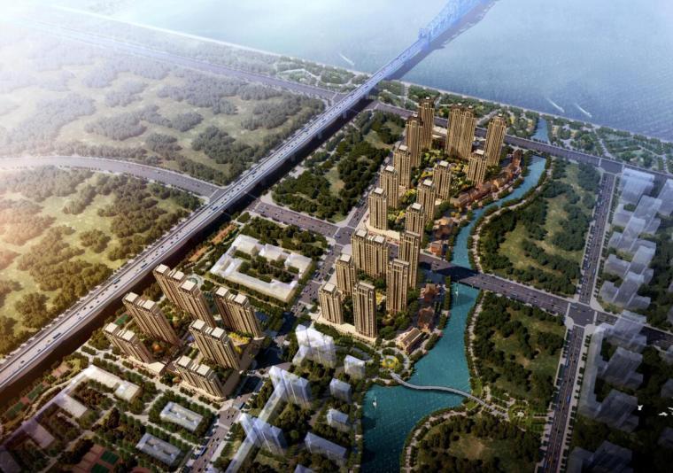 [吉林]哈尔滨保利城概念设计方案文本(PDF+159页)