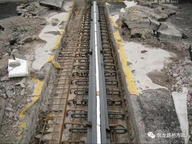 公路的伸缩缝该怎么做?这帮90后现场施工员都已经开始