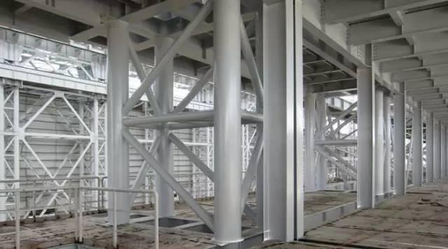 超薄钢结构防火涂料表面处理及存储方法