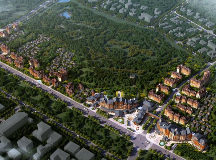 [吉林]长白山红松溪谷项目修复性详细规划及建筑风貌设计文本(PDF+97页)