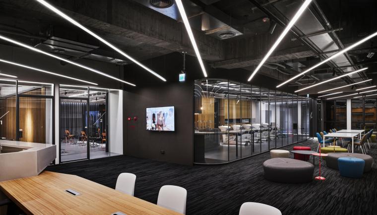 [台湾]弘光科技大学台北教育中心CJStudio室内设计方案