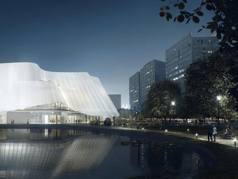 中国爱乐乐团音乐厅