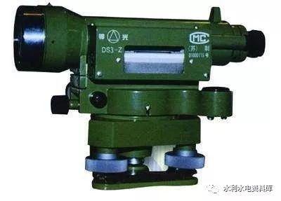 水利工程勘测设计中常用测绘仪器的介绍及使用