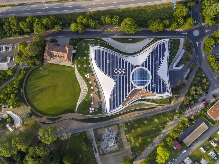 洛桑国际奥林匹克委员会总部