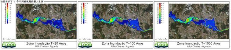 宁夏地区框架结构图资料下载-集成建模量化葡萄牙关键洪灾易发地区