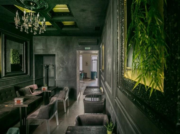白俄罗斯GREENCUISINE素食餐厅