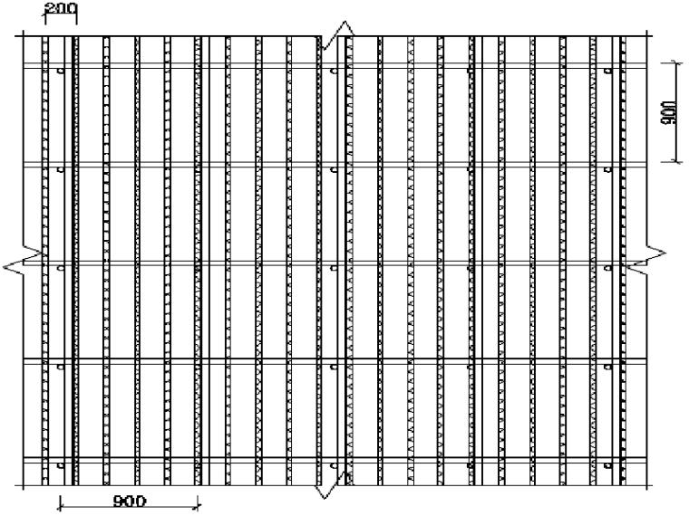 v型滤池全套施工图资料下载-[南乐县]南水北调集中供水项目净水厂V型滤池工程高支模施工方案(2018版)