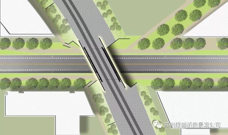 意大利蒙特利尔的新高架桥景观现场