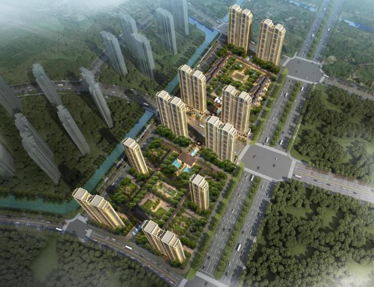 [江蘇]河西平良大街居住區概念方案文本(PDF+124頁)