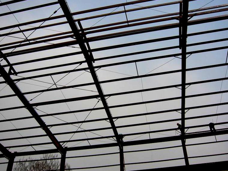 钢结构施工图的识读方法与放样技巧培训讲义PPT(图文并茂)