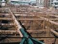 仓库工程拉森钢板桩基坑围护施工方案