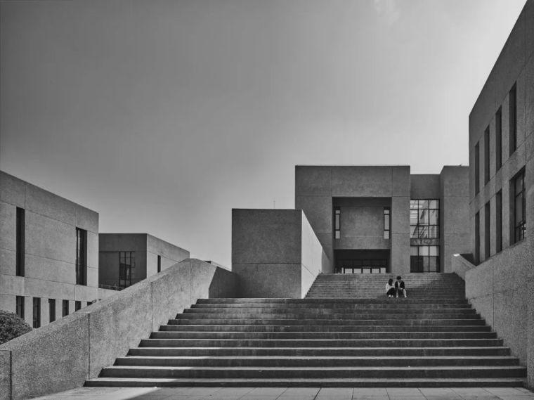 湖南大学天马新校区建筑群