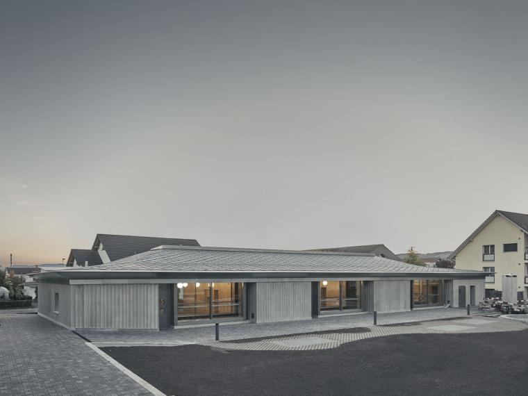 瑞士Würenlingen幼儿园