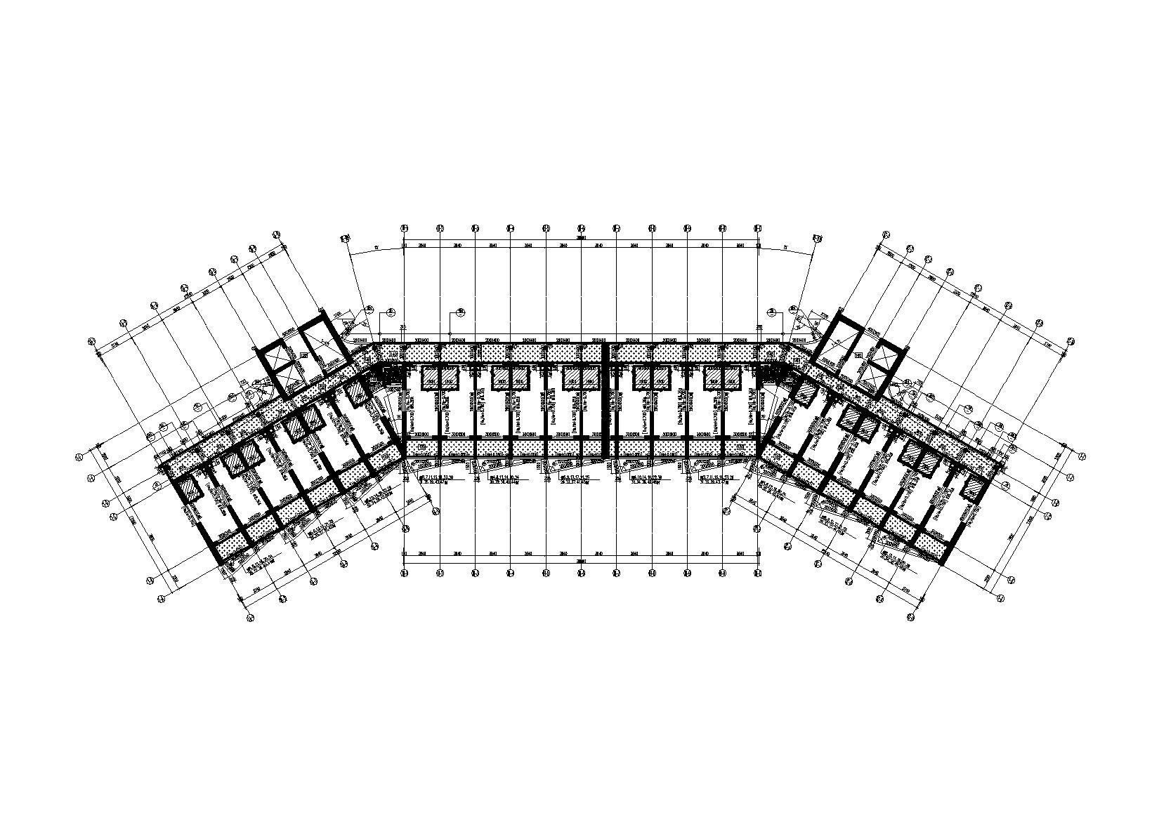 [惠州]47层住宅+42层酒店式公寓+13层酒店结构施工图(2016)