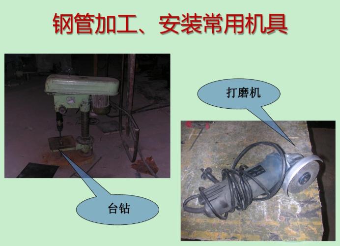 建筑给排水相关设备及安装资料